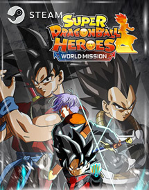super dragon ball heroes: world mission steam key [global]