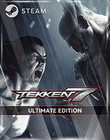 tekken 7: ultimate edition steam key [global]