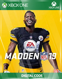 madden nfl 19 xbox one xbox live key [global]