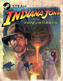 indiana jones and the fate of atlantis steam key [global]