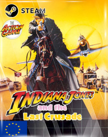 indiana jones and the last crusade eu steam key [eu]
