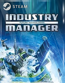 industry manager: future technologies steam key [global]