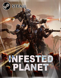 infested planet steam key [global]