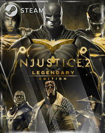 injustice 2 legendary edition steam key [global]