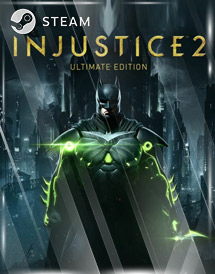 injustice 2 ultimate edition steam key [global]