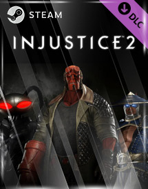 injustice 2 - fighter pack 2 dlc steam key [global]