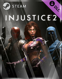 injustice 2 - fighter pack 1 dlc steam key [global]