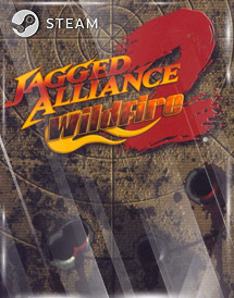 jagged alliance 2 - wildfire steam key [global]