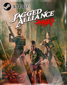 jagged alliance: rage! steam key [global]