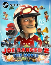 joe danger 2: the movie steam key [global]