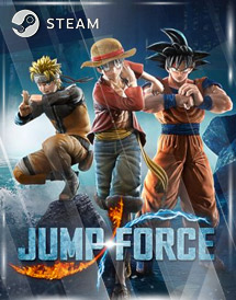 jump force steam key [global]
