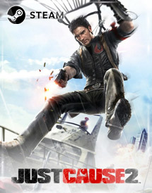 just cause 2 steam key [global]