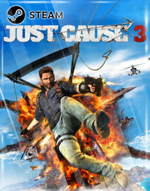 just cause 3 steam key [global]