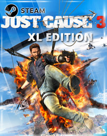 just cause 3 xl steam key [global]
