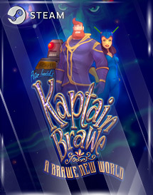 kaptain brawe: a brawe new world steam [global]
