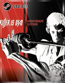 killer is dead nightmare edition steam key [global]