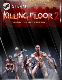killing floor 2 deluxe edition steam key [global]
