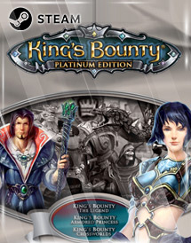 king's bounty platinum edition steam key [global]