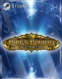 king's bounty - collector's pack steam key [global]