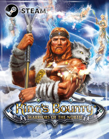 king's bounty: warriors of the north steam key [global]