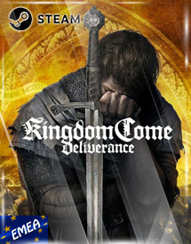 kingdom come: deliverance steam key [emea]