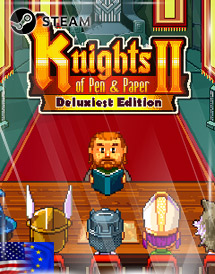 knights of pen and paper 2 deluxiest edition steam [emea/us]