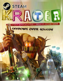 krater steam key [global]