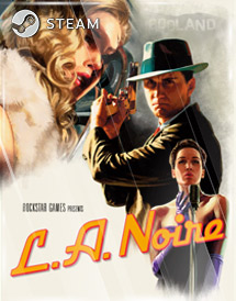 l.a. noire complete edition steam key [global]