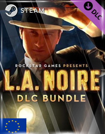 l.a. noire - dlc bundle dlc steam key [eu]