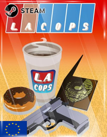 la cops steam key [eu]