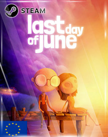 last day of june steam key [eu]