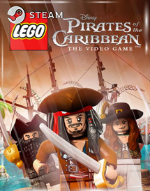 lego: pirates of the caribbean steam key [global]