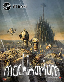machinarium steam key [global]