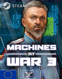 machines at war 3 steam key [eu]