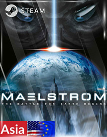 maelstrom: the battle for earth begins steam [asia/emea/us]