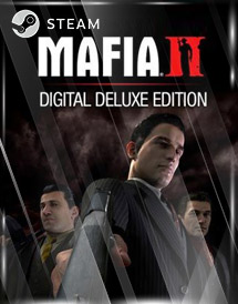 mafia 2 digital deluxe edition steam key [global]