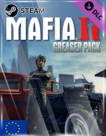 mafia ii - greaser pack dlc steam key [eu]