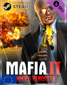 mafia ii - jimmy's vendetta dlc steam key [eu]