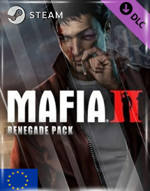 mafia ii - renegade pack dlc steam key [eu]