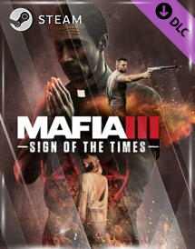 mafia iii - sign of the times dlc steam key [global]