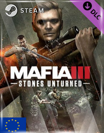 mafia iii - stones unturned dlc steam key [eu]