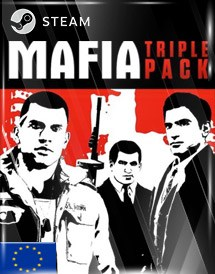 mafia: triple pack steam key [eu]