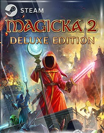 magicka 2 deluxe edition steam key [global]