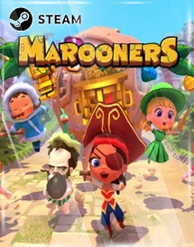 marooners steam [global]