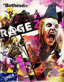 rage 2 bathesda key [emea]