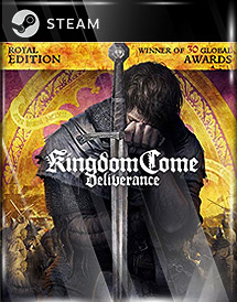 kingdom come: deliverance royal edition steam key [eu]