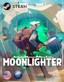 moonlighter steam key [eu/us]