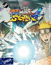 naruto shippuden: ultimate ninja storm 4 steam key [emea]