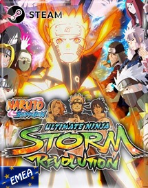 naruto shippuden: ultimate ninja storm revolution steam [emea]