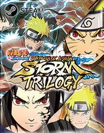 naruto shippuden: ultimate ninja storm trilogy steam [global]